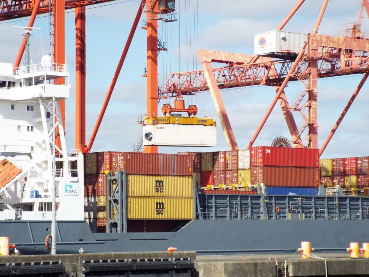 New Dublin Port Container Charges Making Space For Brexit